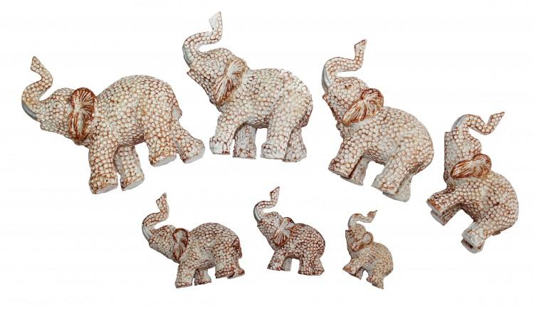 Статуэтки семь слонов Арт: SL-105